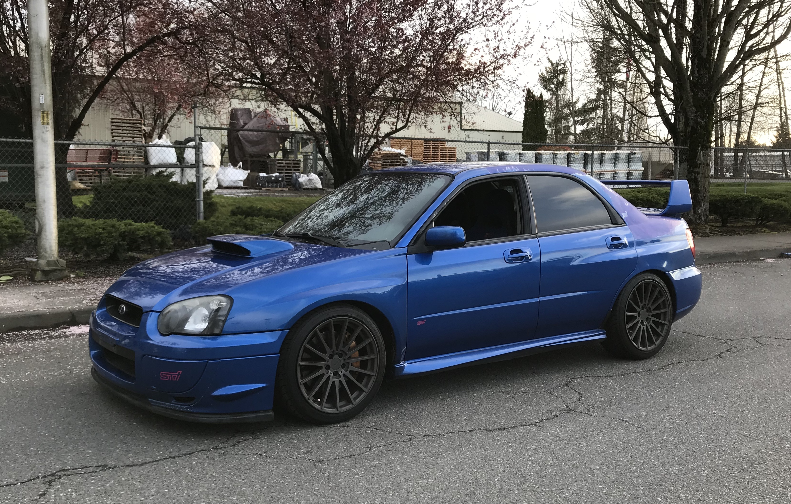 2004 subaru impreza wrx sti adamsgarage sodo moto. Black Bedroom Furniture Sets. Home Design Ideas