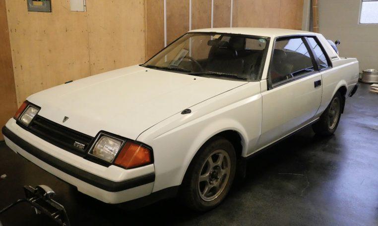 1982 Toyota Celica Twincam Turbo TA64 | Group B Rally