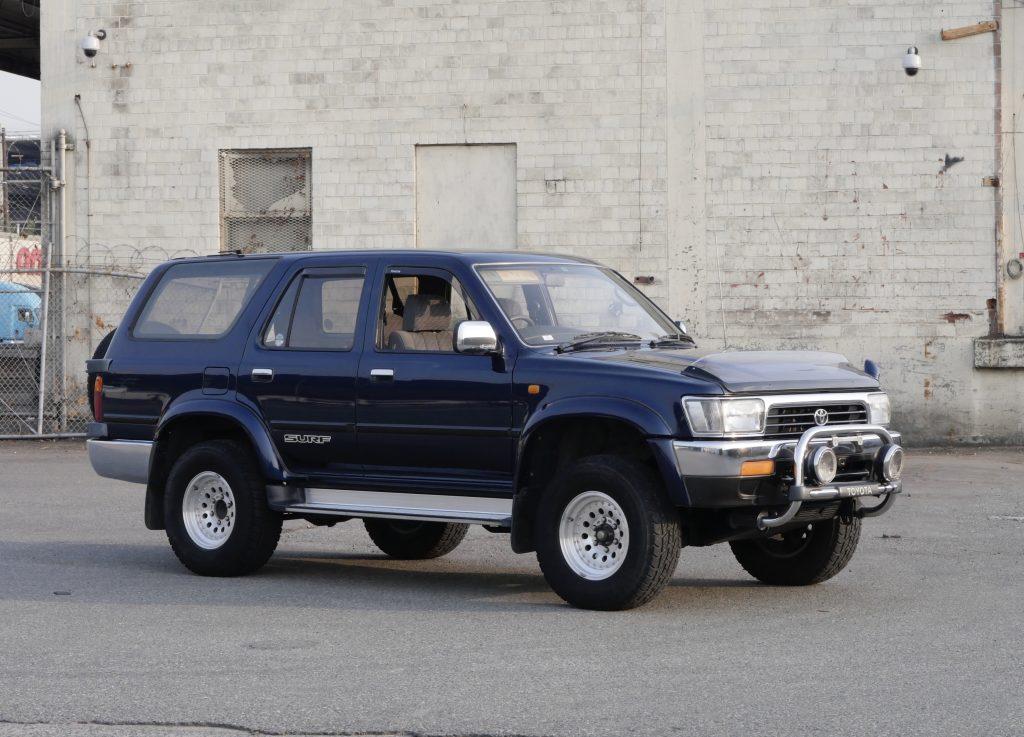 1993 Toyota Hilux Surf  4runner  3 0 Liter Turbo