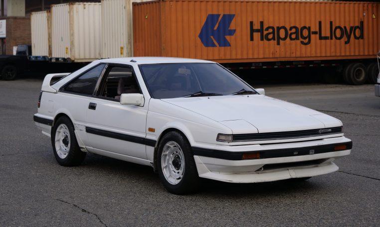 1986 Nissan Silvia Aero Rs-x Twincam Turbo