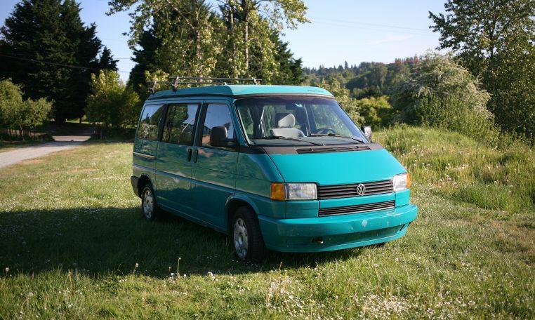 1993 Volkswagen Eurovan Westfalia Weekender - AdamsGarage