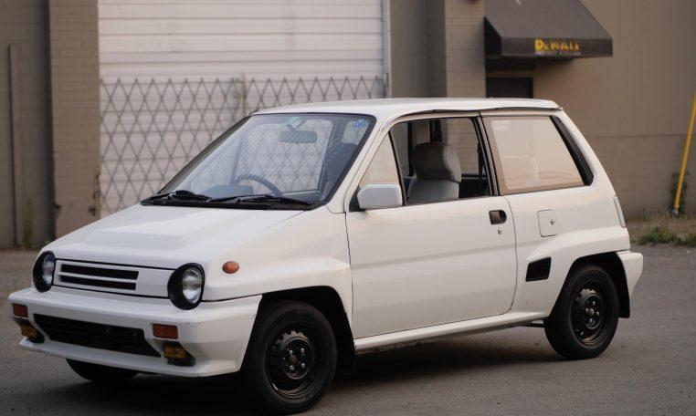 1984 Honda City Turbo II - AdamsGarage - SODO-MOTO