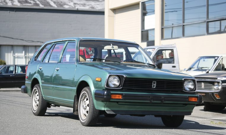Honda Of Seattle >> 1982 Honda Civic wagon - Hondamatic - 33k miles ...