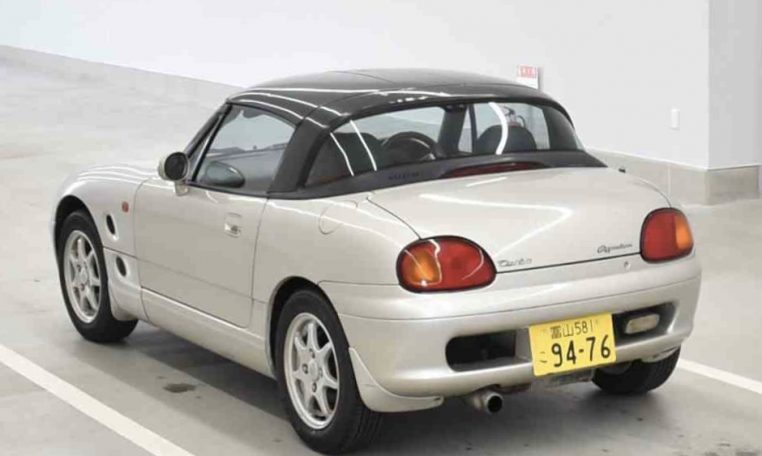 Seattle Sales Tax 2017 >> 1993 Suzuki Cappuccino - AdamsGarage - SODO-MOTO